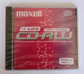 CD-RW Rewritable  MAXELL