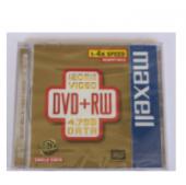 DVD+RW Rewritable  MAXELL