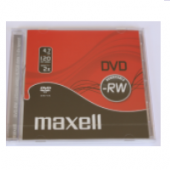 DVD-RW Rewritable  MAXELL