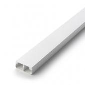 Κανάλι Plasfix λευκό