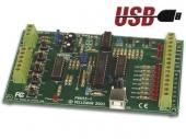 Πίνακας INTERFACE ελέγχου USB K8055