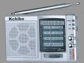 Ραδιόφωνο αναλογικό KCHIBO KK-9801