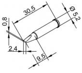 Μύτη κόλλησης  ERSA 0102CDLF24