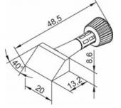 Μύτη κόλλησης  ERSA 0102CDLF200