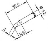 Μύτη κόλλησης  ERSA 0102ADLF40