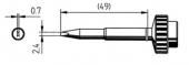 Μύτη κόλλησης  ERSA 0612 KDLF