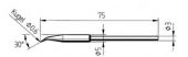 Μύτη κόλλησης ERSA 0212ID