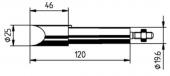 Μύτη κόλλησης  ERSA 0302 MZ/0302 MD