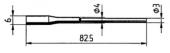 Μύτη αποκόλλησης  ERSA 0422ED