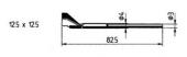 Μύτη αποκόλλησης  ERSA 0422 QD1