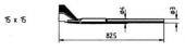 Μύτη αποκόλλησης  ERSA 0422QD6