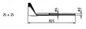 Μύτη αποκόλλησης  ERSA 0422QD2