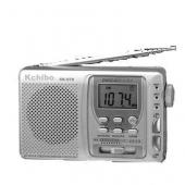 Ραδιόφωνο αναλογικό με ψηφιακή ένδειξη KCHIBO KK-979