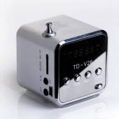 Ραδιόφωνο MP3 κ mini ηχείο TD-V26