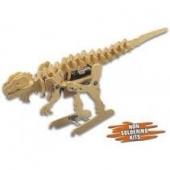 Κιτ ξύλινος μηχανοκίνητος τυραννόσαυρος