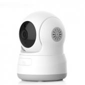 Έγχρωμη Ρομποτική IP κάμερα HD 720p, αμφίδρομης επικοινωνίας