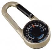 Πυξίδα & θερμόμετρο μπρελόκ