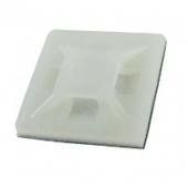 Αυτοκόλλητη βάση δεματικών πλαστική μεγάλη