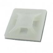 Αυτοκόλλητη βάση δεματικών πλαστική μικρή