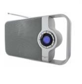 Ραδιόφωνο αναλογικό με ψηφιακή ένδειξη  Soundmaster TR100