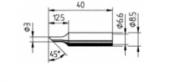 Μύτη κόλλησης  ERSA 0832 TDLF