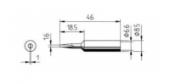 Μύτη κόλλησης  ERSA 0832 YD/YDLF